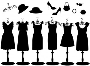 black-dress-and-accessories