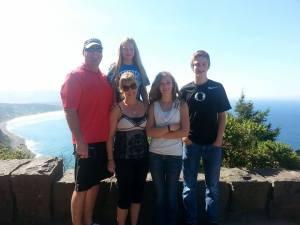 Ocean Family Photo
