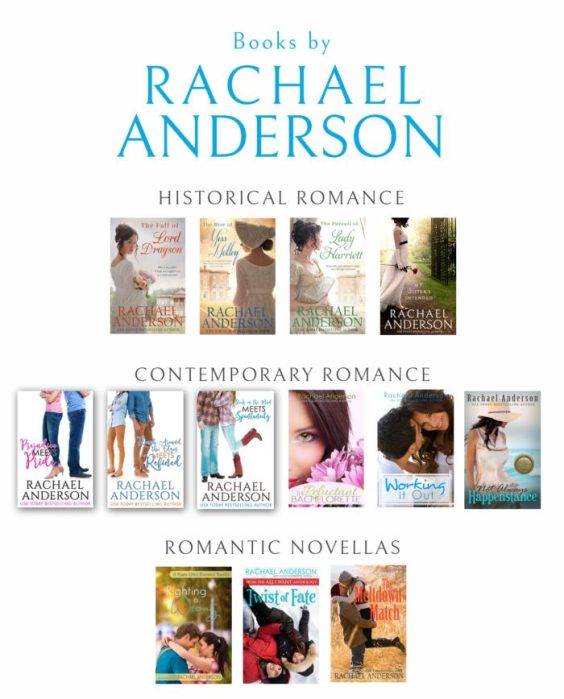 Rachaels-books